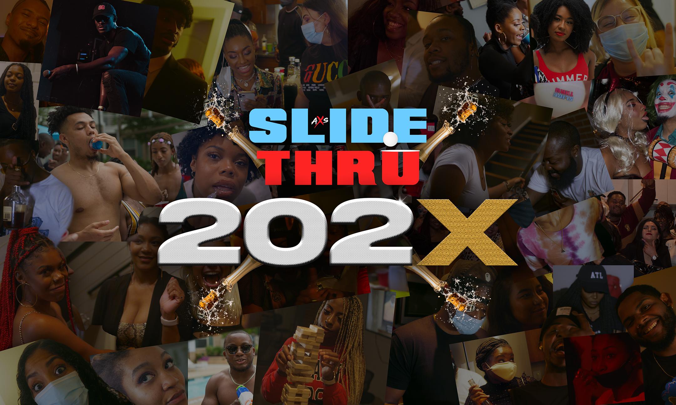 Slide Thru 202X cover