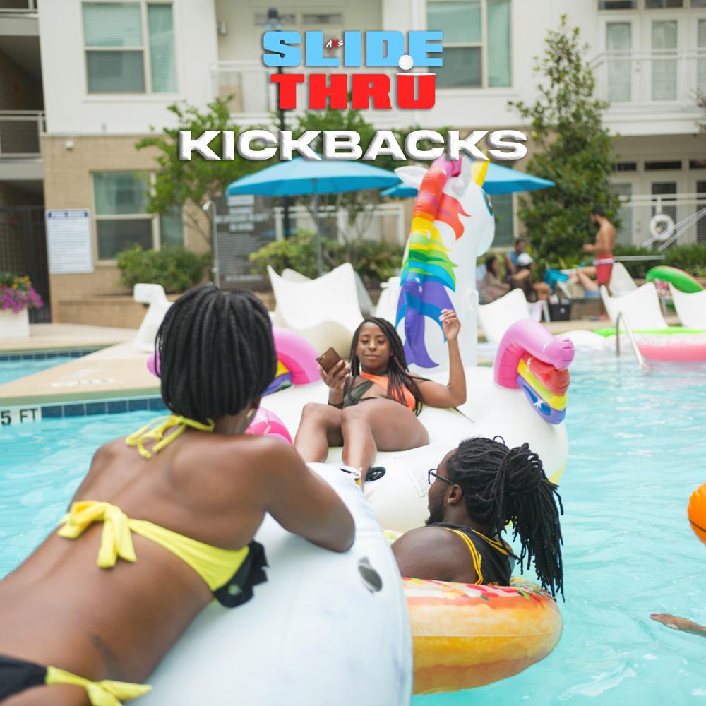 Slide Thru Kickbacks - Juneteenth cover